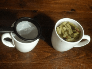 Japanese Knotweed Tea